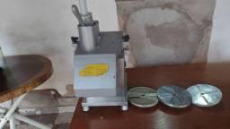 Maquina de corta legumes industrial