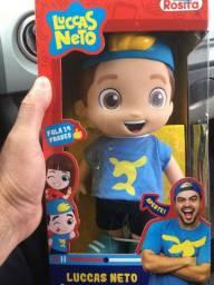 Boneco Luccas Neto