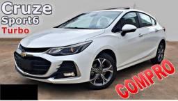 Cruze Hatch - compro a partir de 2017