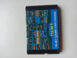 Vendo cartucho 112 in 1 Mega Drive
