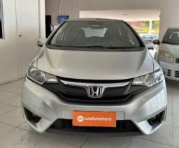 Honda Fit LX com câmbio CVT 2015. Financio em até 60x