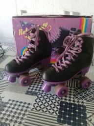 Patins Retrô Roll