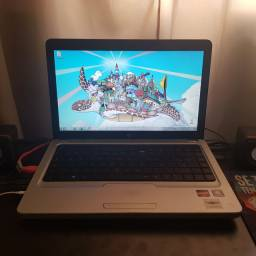 Notebook HP G42 AMD Athlon II P340 Dual Core 4GB Ram HD500gb ATI Radeon HD 4200