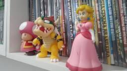 Personagens Mário Bros _ vendo ou troco por jogos