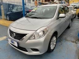 Nissan Versa 1.6 Sv Flex!!! Completo!!!