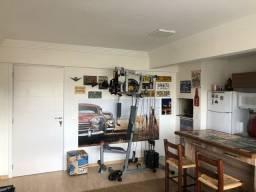 Ótimo apartamento 1 dormitório, box e churrasqueira