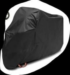Capa para proteção de moto