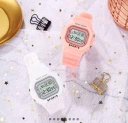 Relógio digital,á prova d'água.