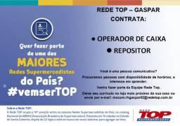 Rede TOP Gaspar Contrata