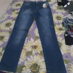 Calça Jeans nova com laicra