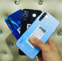 SUPER SMARTPHONE COM 64 GB - PREÇO IMPERDÍVEL - XIAOMI NOTE 8 64 COM GARANTIA E NOTA