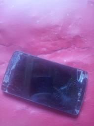 Celular LG 2 lite com defeito