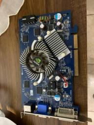 PLACA DE VÍDEO GeFORCE 7300 GT