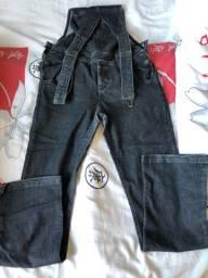 Macacão Jeans, tamanho 36, em ótimo estado!