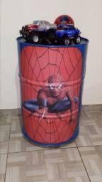 Tambor Homem Aranha