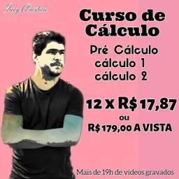 Curso de Cálculo
