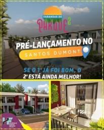 Título do anúncio: Super Lançamento - Casas conjugadas - 02 quartos com varanda