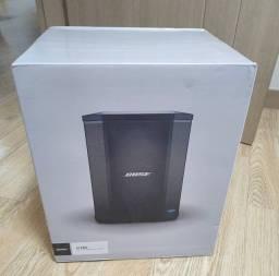 Bose S1 Pro, Lacrado na caixa.