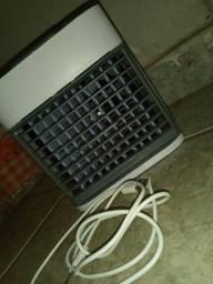 Ar condicionado portátil, sem uso nenhum