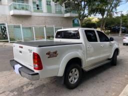 Título do anúncio: Hilux SRV 2011 Diesel  3.0 4x4 completa.