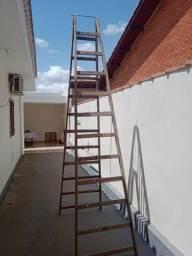 Título do anúncio: Escada 3 metro de madeira