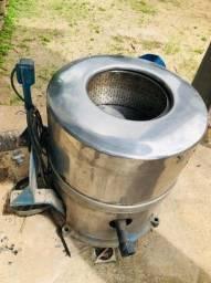 centrifuga 15kg inox, muito conservada.