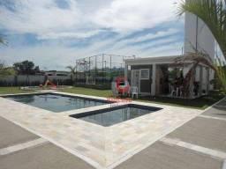 Título do anúncio: Apartamento com 2 dormitórios para alugar, 48 m² - Jardim Mariléa - Rio das Ostras/RJ