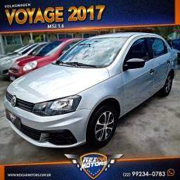 Título do anúncio: Volkswagen Voyage MSI 1.6 2017 Completo
