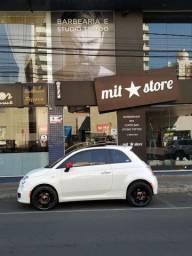 Título do anúncio: Topp Fiat 500 SPORT