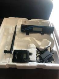 Transmissão sem fio Sennheiser Ew300 G2 - Muito Novo/Na Caixa