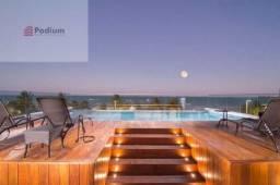 Apartamento à venda com 1 dormitórios em Cabo branco, João pessoa cod:36414