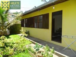 Casa para alugar com 1 dormitórios em Centro, Porto belo cod:55