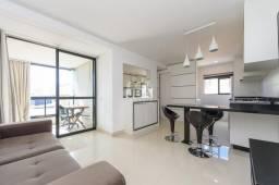 Apartamento para alugar com 1 dormitórios em Vila izabel, Curitiba cod:632982608
