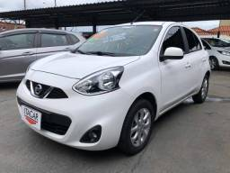 NISSAN MARCH 2018/2018 1.6 SV 16V FLEX 4P MANUAL