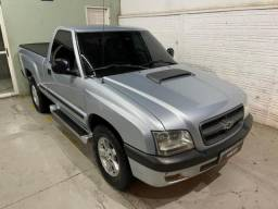 Chevrolet s10 2008 2.8 colina 4x2 cs 12v turbo electronic intercooler diesel 2p manual