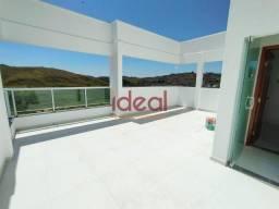 Cobertura à venda, 3 quartos, 1 vaga, Recanto das Veredas - Viçosa/MG