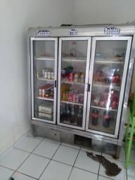 Freezer expositor de 03 portas