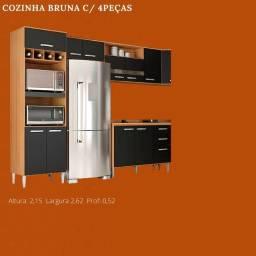 Top kit armário cozinha ótima escolha design top