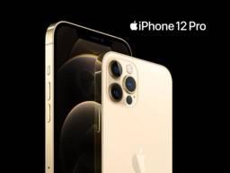 iPHONE 12 PRO 256GB, TELA 6.1, 5G - NOVO COM GARANTIA DE 01 ANO!
