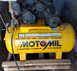 Título do anúncio: Compressor + Bomba Lava Car
