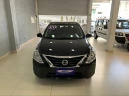 Nissan Versa S 1.6 2020 Completo
