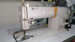 Título do anúncio: Máquina de costura industrial Reta Sun Star