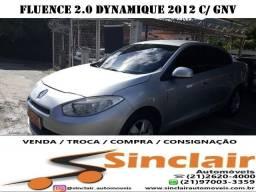 Fluence 2.0 Dynamique c/GNV