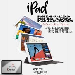 iPad 8 32 e 128 GB