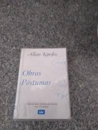 Obras póstumas Allan Kardec