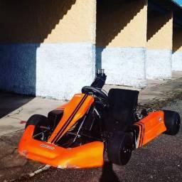 Título do anúncio: Kart RD 135cc