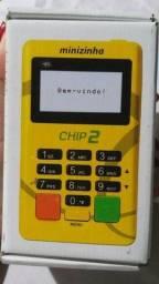 Minizinha chip 2PagSeguro