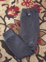 Calça Adidas bolso em zíper tamanho GG