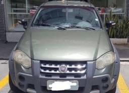Vendo Fiat strada 1.8 flex manual ano: 2010 ( parcelamos no boleto)