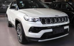 Jeep Compass Limited T270 1.3 Flex 2022 0KM A Pronta Entrega Venha Conferir !!!